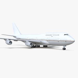 boeing 747-400 generic model