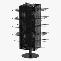 display rack 04 3D model