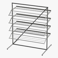 display rack 02 3D