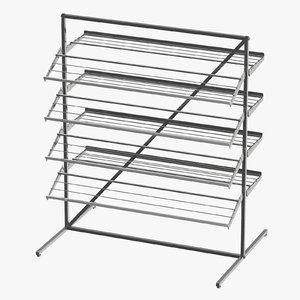 display rack 02 3D