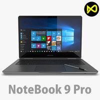notebook 9 pro model