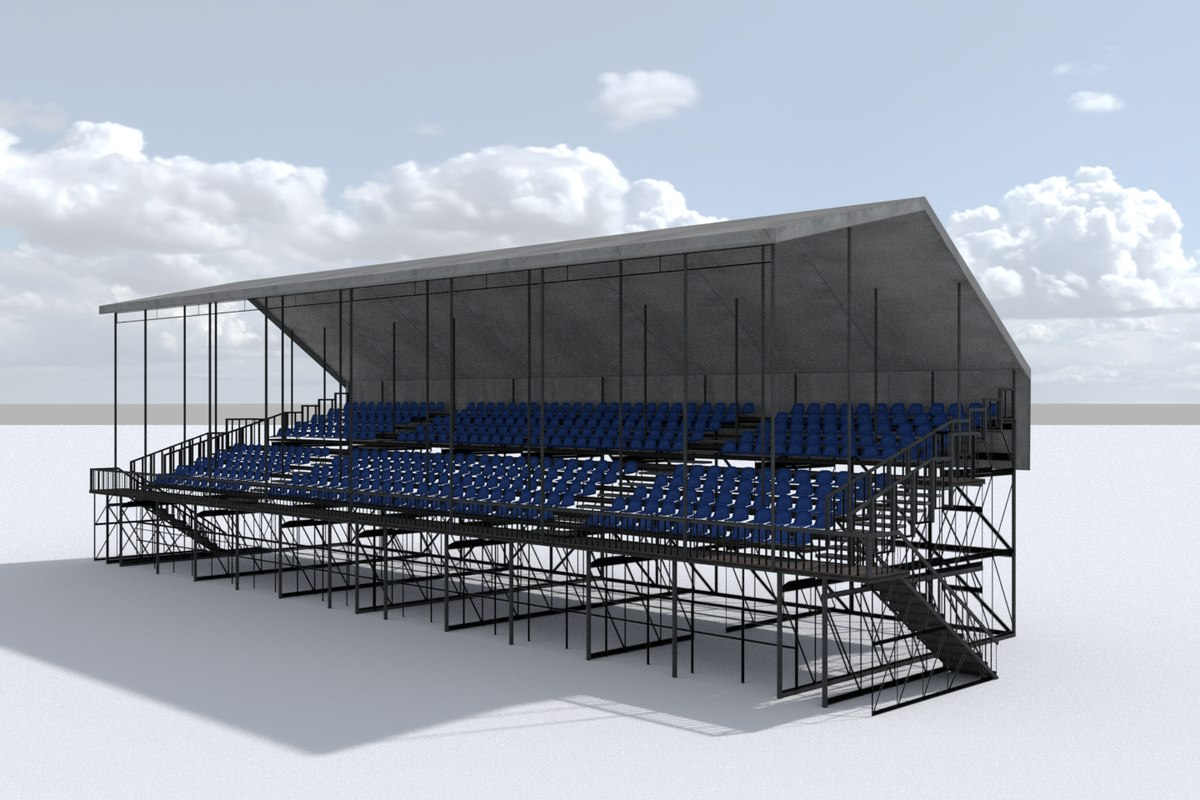 grand stand model