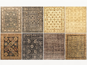 mafi international rugs 3D model