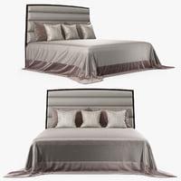 3D promemoria - balbianello bed