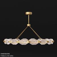 3D art fine lamps model
