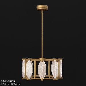 3D art fine lamps