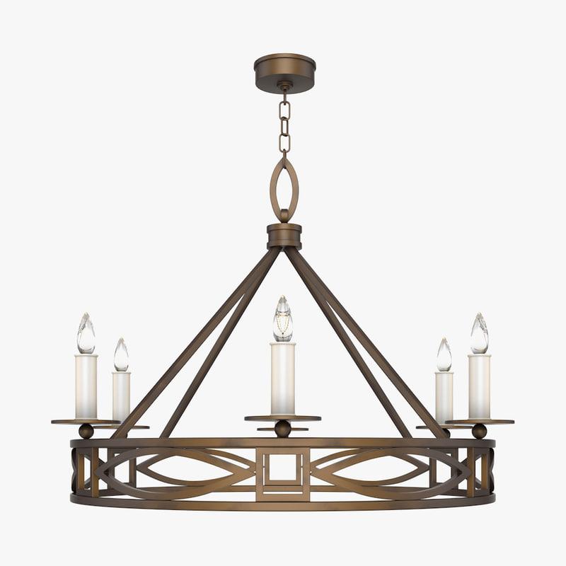 fine art lamps model