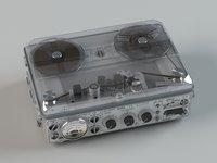 3D model nagra 4 2