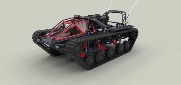 ripsaw super sand model