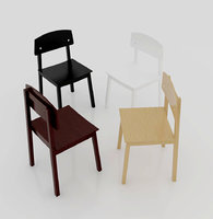 sigurd chair 3D