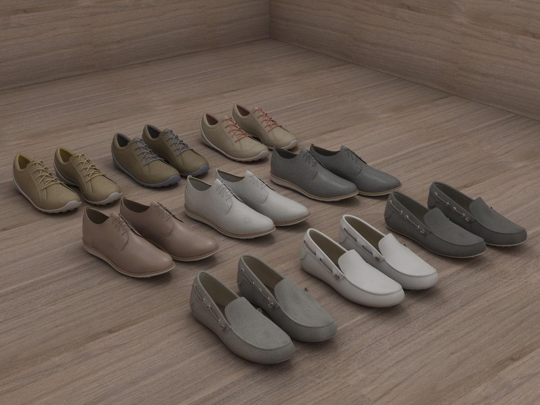 fashion men s 3D