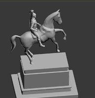 rider new orlean 3D model
