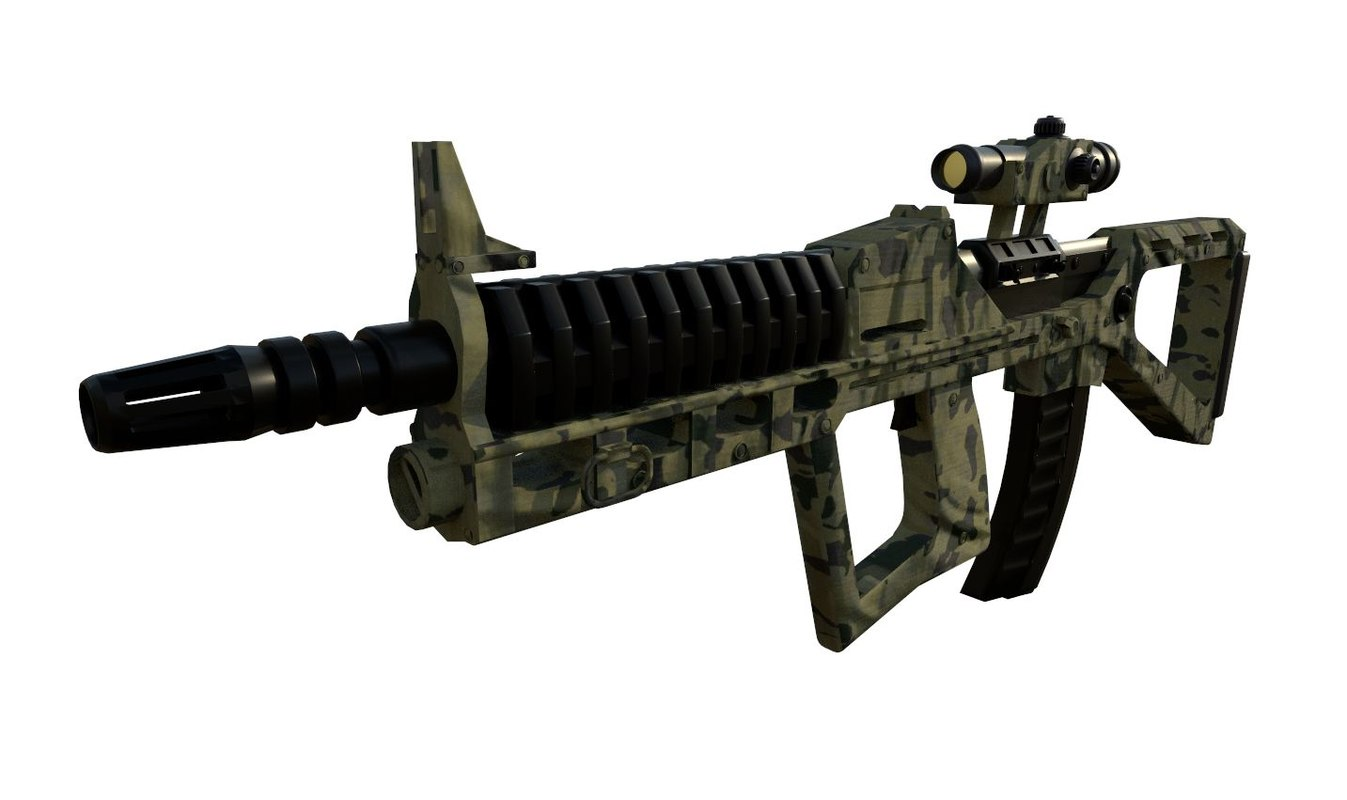 tactical rifle model