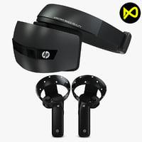 HP Windows Mixed Virtual Reality Set