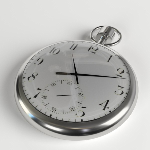 pocketwatch 2 model