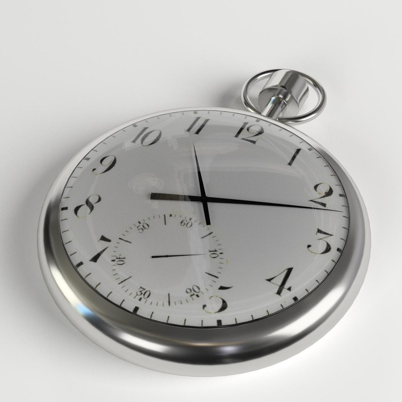 pocketwatch 2 model