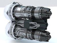 Turbine Jet Dual SC