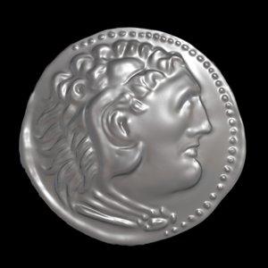 coin alexander model