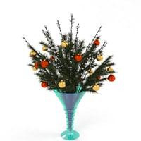 3D christmas bouquet