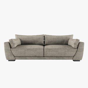 3D kristian sofa model