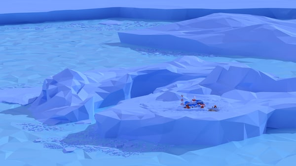 icescape style 3D