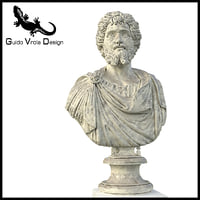 3D accurate old stone septimius model