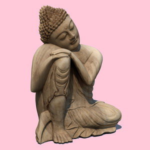 buddha 3D