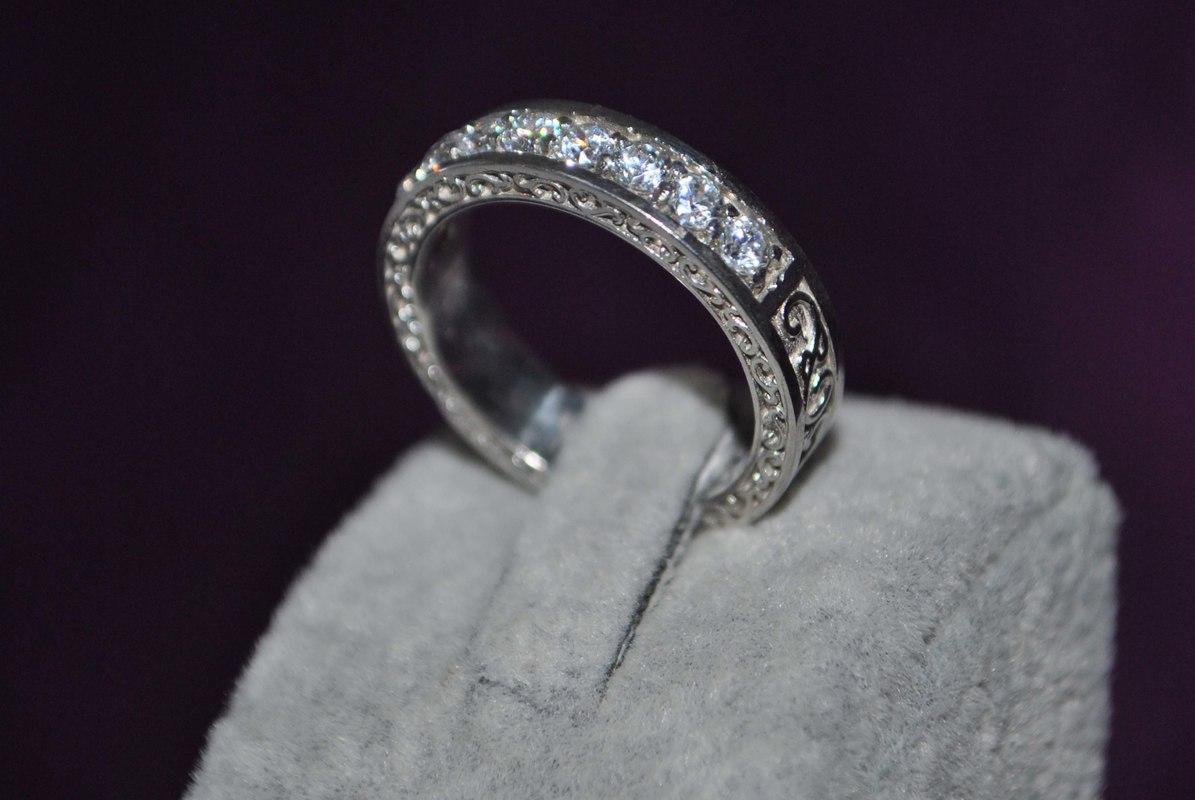 jewellery ring 3D