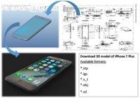 phone 7 - 3D