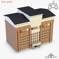 building y 3D model