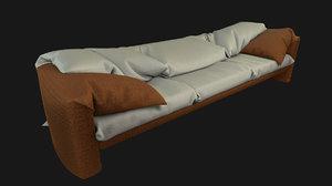 sofa pillow 3D
