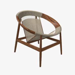 3D ringstol chair