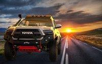Toyota Tacoma TRD custom