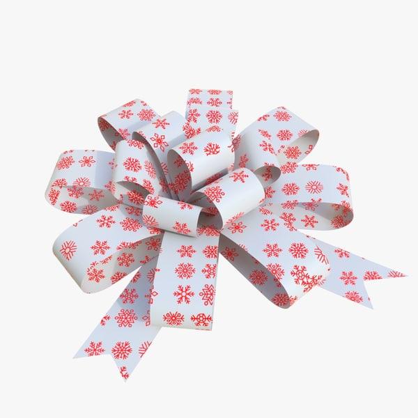 ribbon 01 3D model