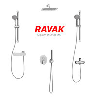Bathroom mixer set Ravak - set 02