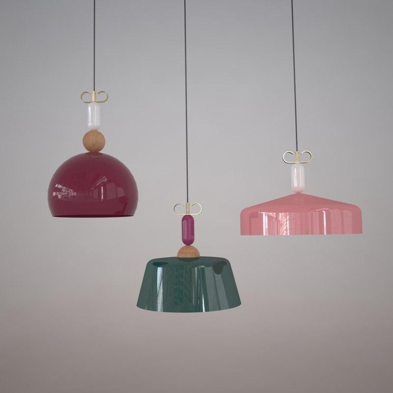 bon ton lamps model