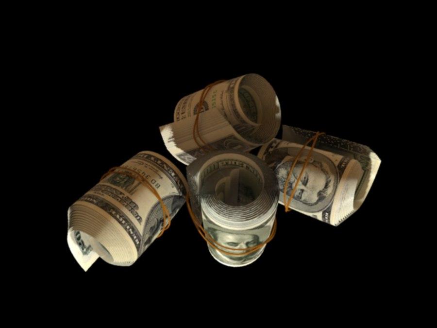 cash 3D model