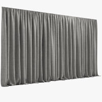 Curtain (53,387 Polygons)