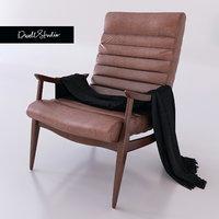 hans armchair 3D