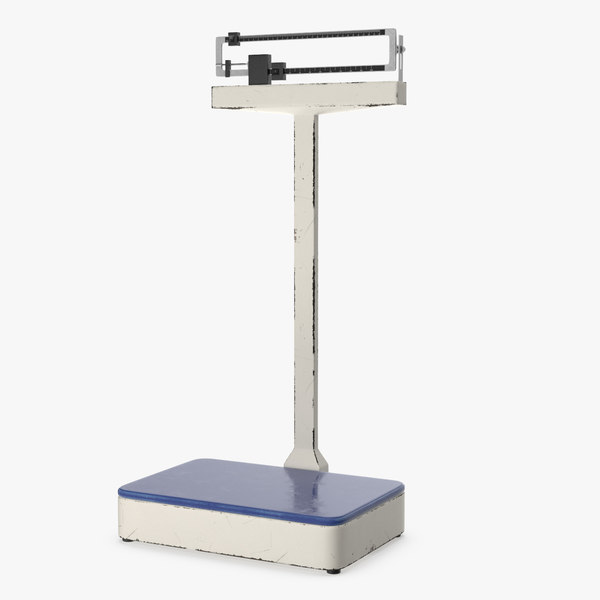 3D physician scale