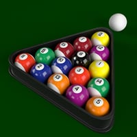 3D billiard balls