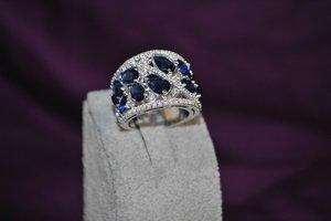 3D model gems ring