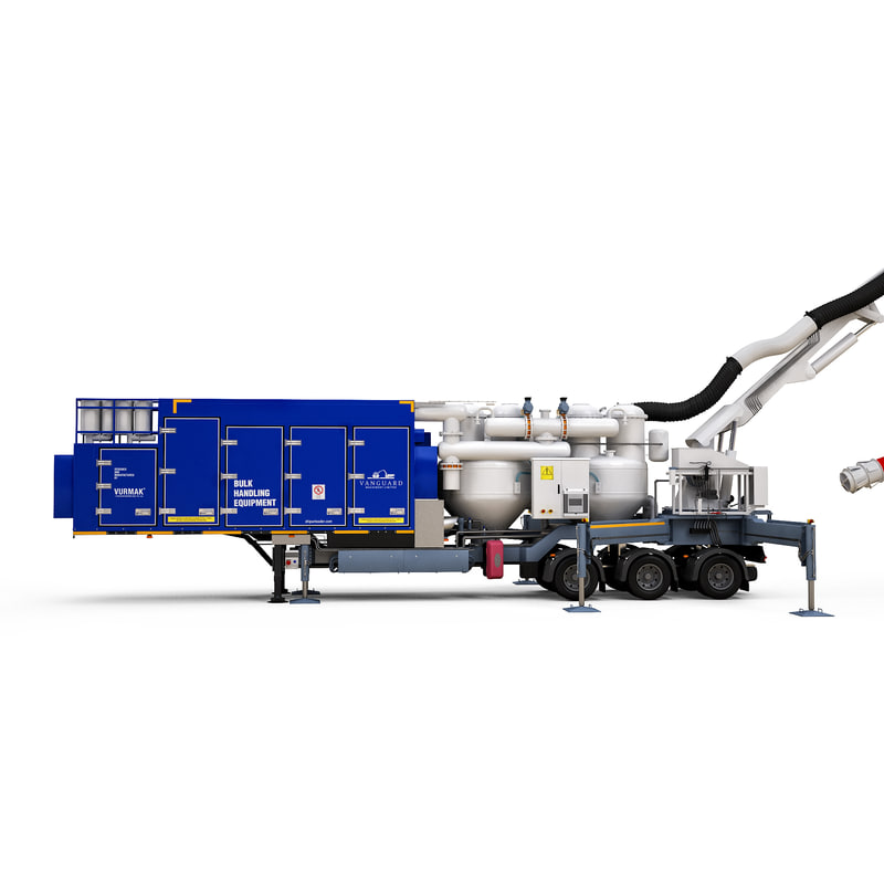 3D ariel pneumatic ship model