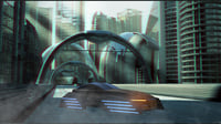 fly car 3D model