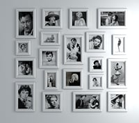 3D picture set frame