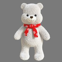 Bear toy white