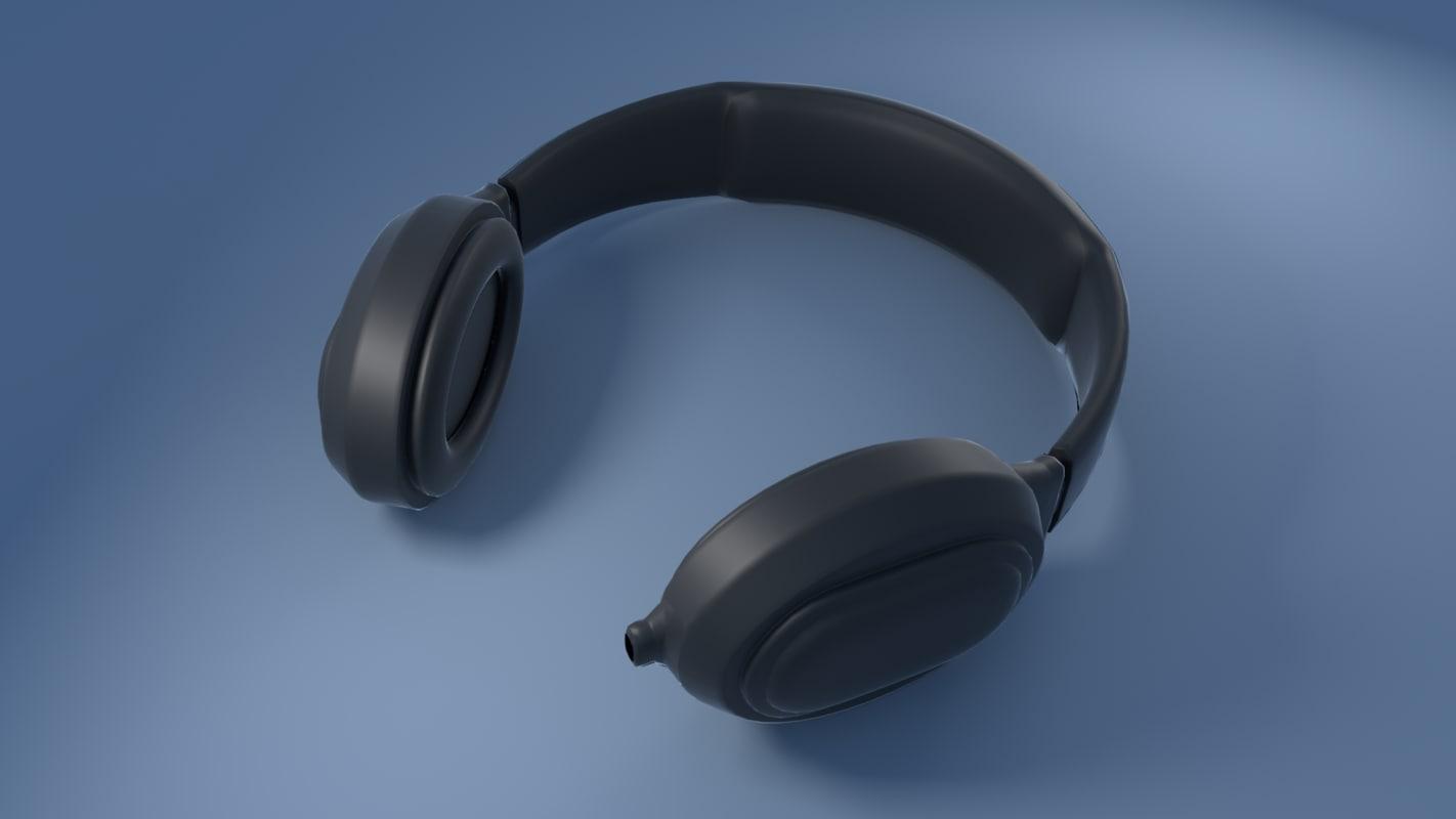headphones model