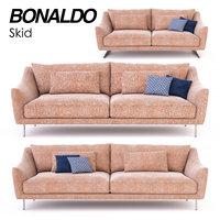 sofa skid 3D model
