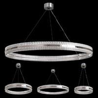 chandelier baroncelli saturno 3D model
