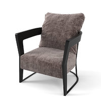 3D agatha longhi armchair